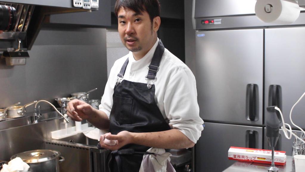 agnel d'or(アニエルドール)藤田シェフ