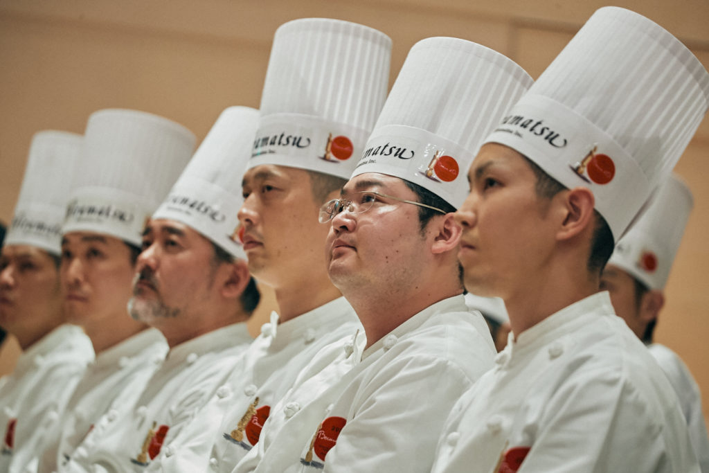 ボキューズ・ドール2021 日本代表選考 『ひらまつ杯 2019』出場者